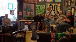 A Sunday Kind of Blues at  The Brewhouse Gallery