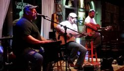 Andrew Morris Band at  Uncle Mick's