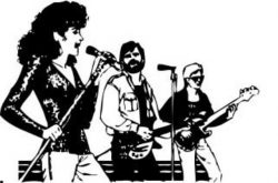 Allman Goldflies Band at  Guanabanas