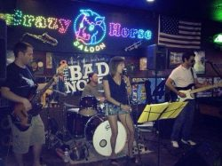 The Bad Notes at  Swamp Grass Willy's