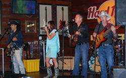 Casey Raines Band at  Tiki 52