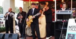 JP Soars and the Red Hots at  Guanabanas