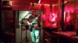 Rob Arenth at  Maxi's Lineup