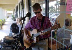 Blues Jordan at  Juno Beach Cafe