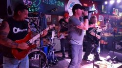 Knockdown at  Seaside Bar and Grill