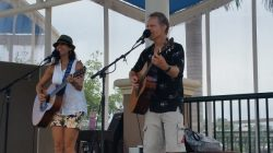 Gary Frost at  Shipwreck Bar and Grille