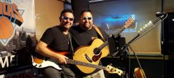 Big Jam Theory Duo at  Thirsty Turtle Seagrille