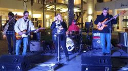 Samantha Russell Band at  Uncle Mick's