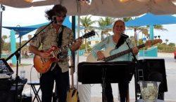 Tom Colombo at  Jupiter Beach Resort
