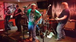White Noise at  Crazy Horse Saloon