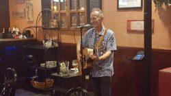 David Goodman at  Tommy Bahama's