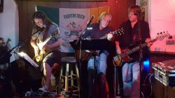 String Fever at  Thirsty Turtle Seagrille
