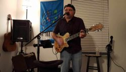 John Smotherman at  Shipwreck Bar and Grille