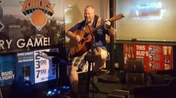 Rich Wooten at  Johnny Longboats