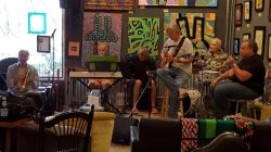 A Sunday Kinda Blues at  The Brewhouse Gallery