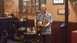David Goodman at  Tommy Bahama's