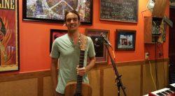 Brett Staska at  Johnny Longboats