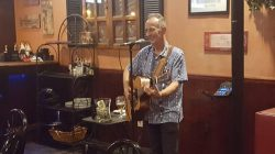 David Goodman at  Nick and Johnnie's Osteria