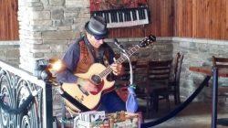 Joey George at  Johnny Mangos Bar and Grill