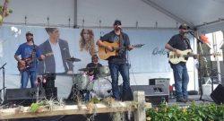 Tom Jackson Band at  Das Biergarten