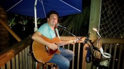 Brad Schechter at  Sailfish Marina