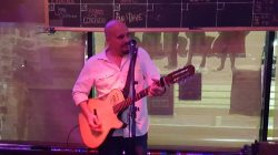 Jason Montero at  Tequesta Brewing Co.