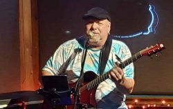 Roger Karr at  Thirsty Turtle Seagrille