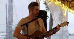 Xander James Duo at  the Blue Pointe Bar and Grill