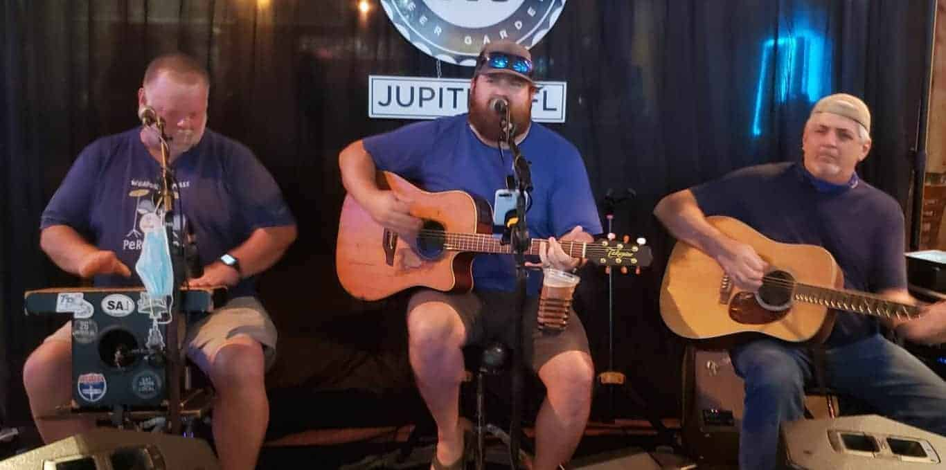 Andrew Morris Band at Twisted Trunk Brewing