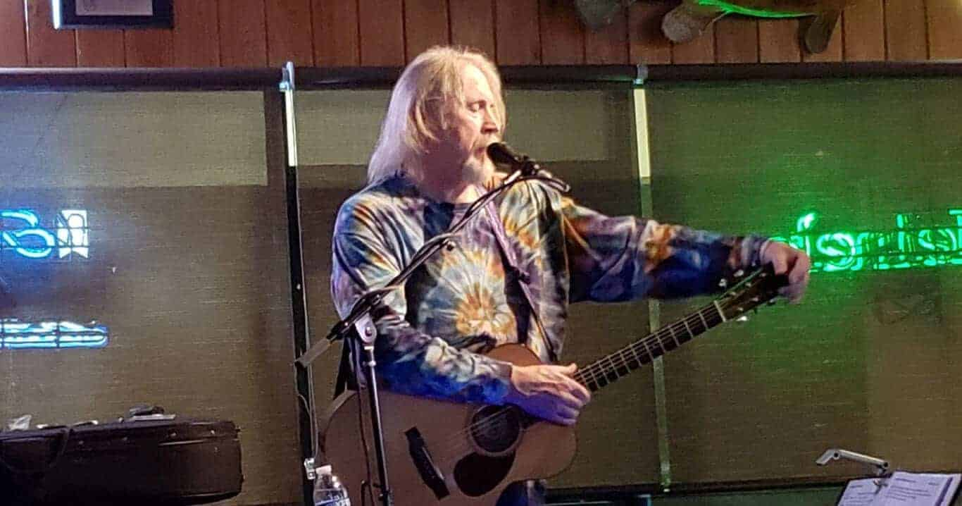 Davee Bryan at the Thirsty Turtle Seagrille
