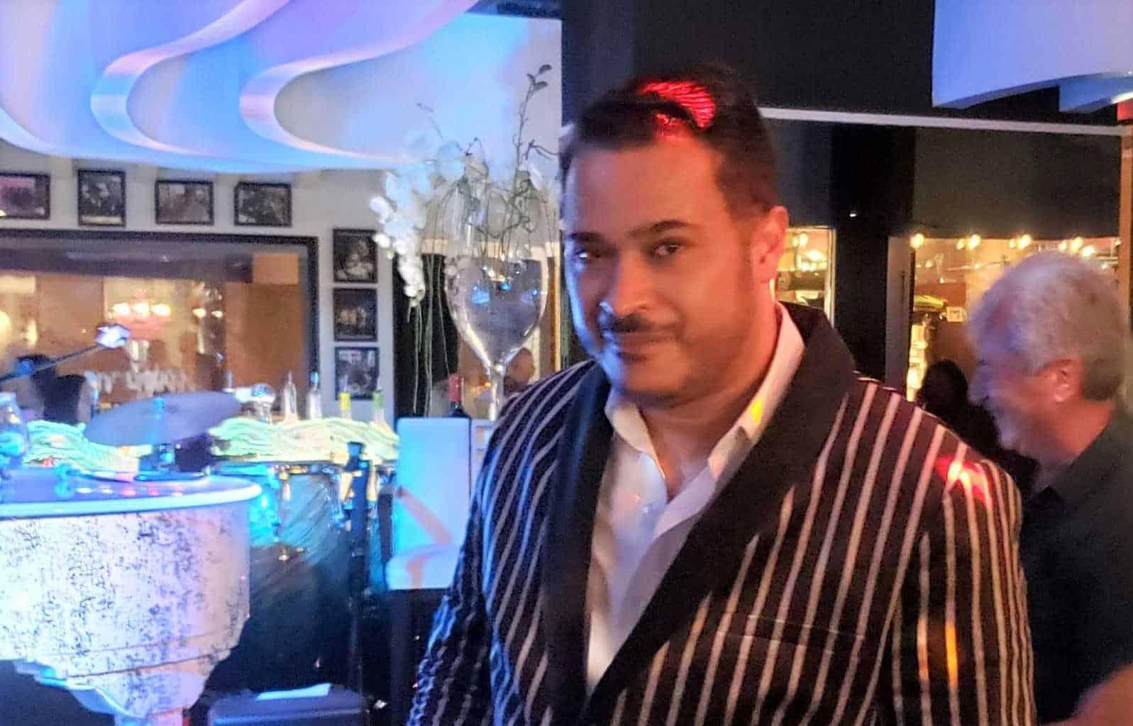 Ray Chang at Cucina Cabana