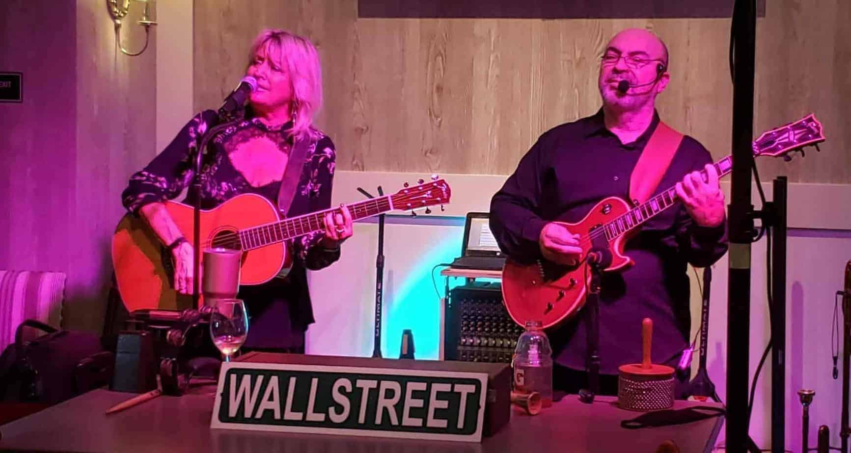 Wallstreet - Tammy Lynn and Rodney at Draft House
