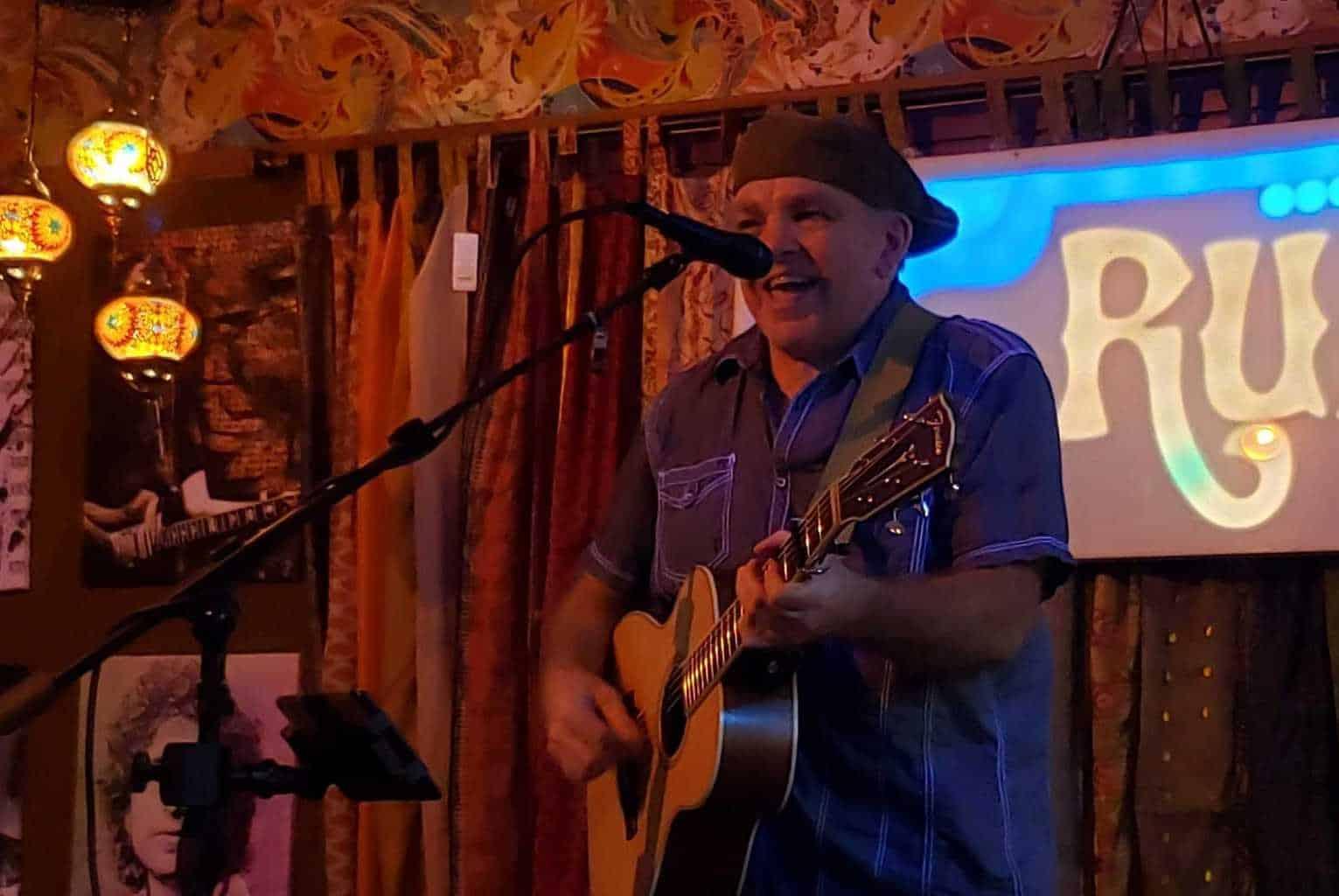John Smotherman at Shipwreck Bar and Grille