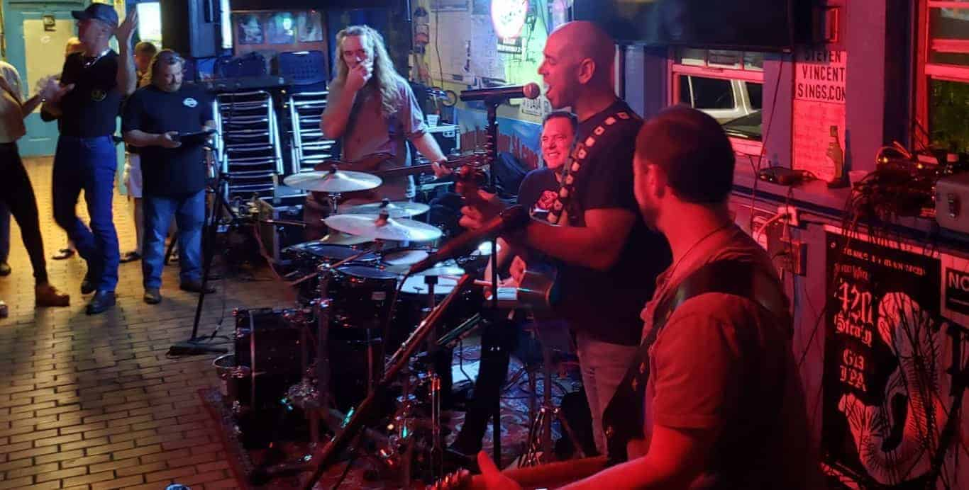 Krazy Train at Double Roads Tavern
