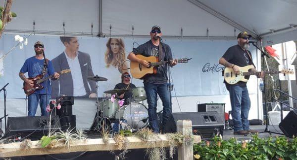 Tom Jackson Band at The Malted Barley