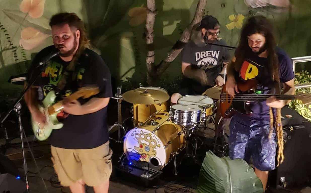 Reggae Lou and the Kind Budz at Tiki 52