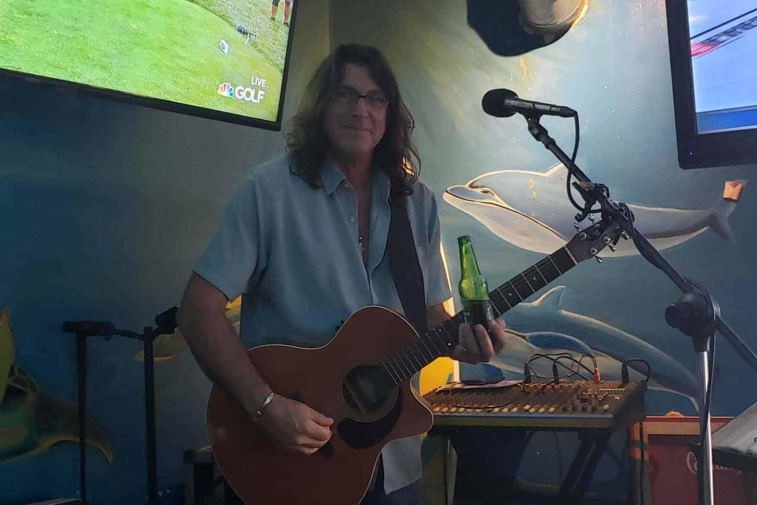 Mikey B at Tiki 52