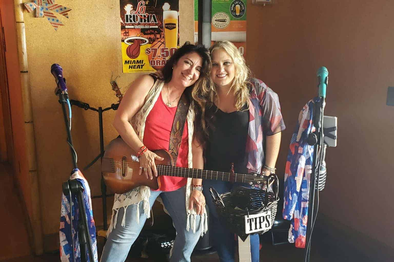 Samantha Russell Duo at Perk Coffee House