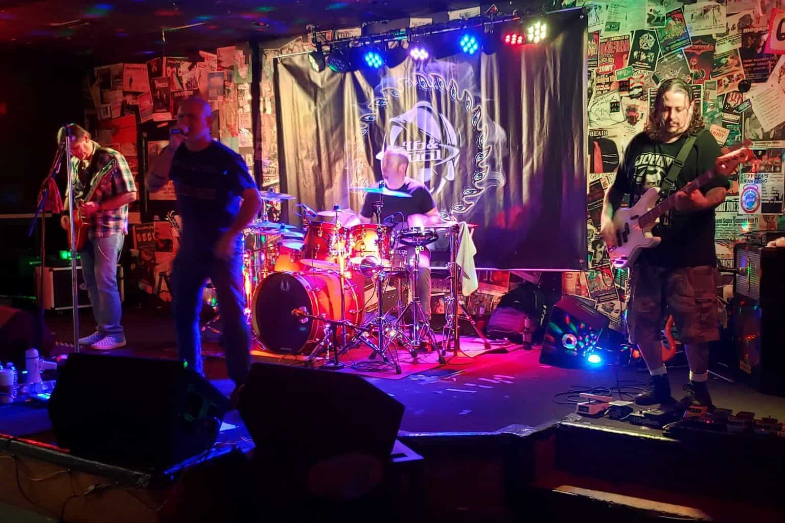 46 & Tool (Tribute - Tool) at Swamp Grass Willy's