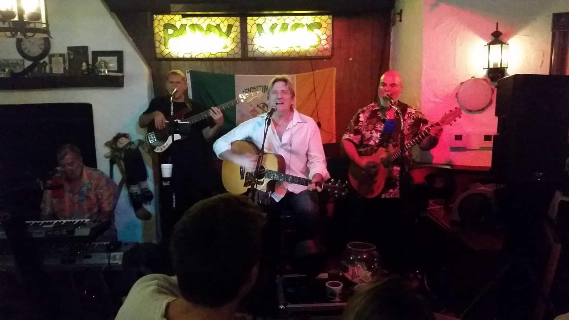 Sierra Band at the Square Grouper