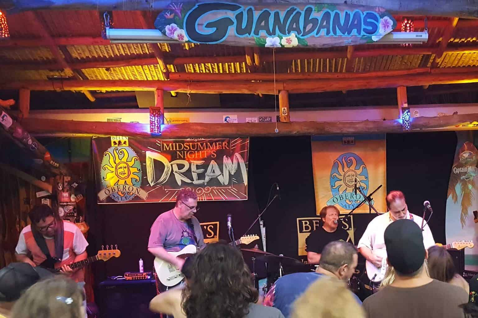 Unlimited Devotion (Tribute - Grateful Dead) at Guanabanas